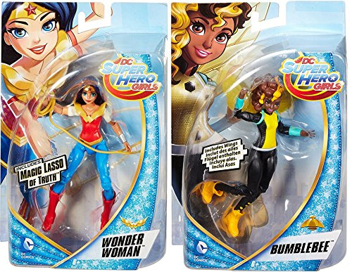 [DC Comics Super Hero Girls Bumble Bee 6