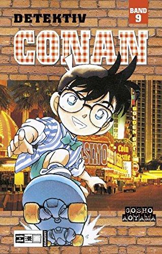 Detektiv Conan 09 Taschenbuch – 15. Dezember 2002 Gosho Aoyama Egmont Manga 389885390X Action