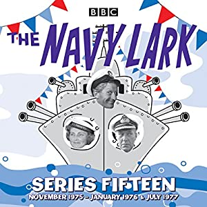 The Navy Lark: Series 15 Radio/TV Program