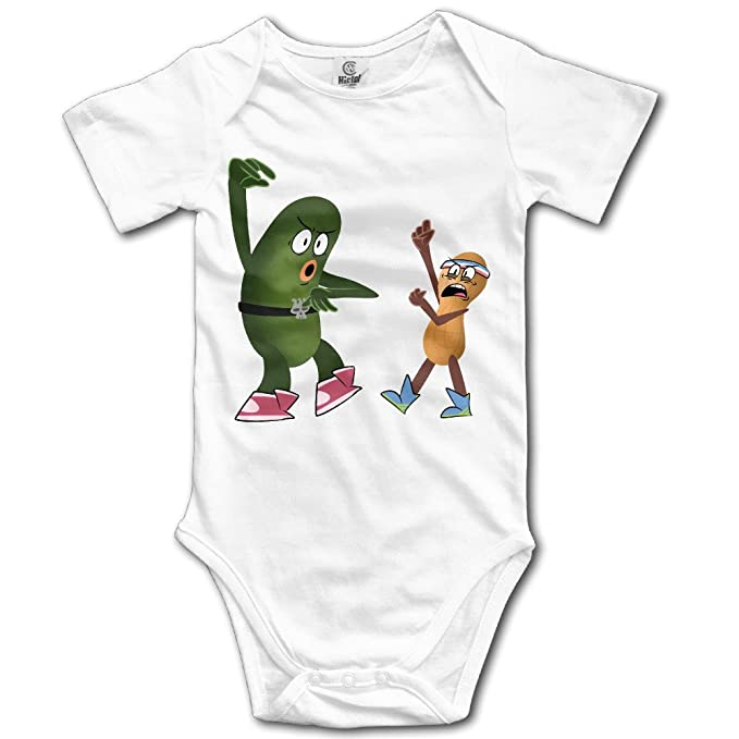Unisex lovely Pickle y cacahuete bebé Pelele bebé mono corto slev: Amazon.es: Ropa y accesorios