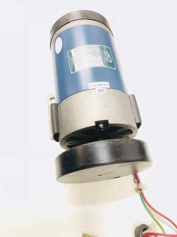 Bremshey 2,75HP Motor de transmisión DC Y9K6D C800034 Funciona TR ...