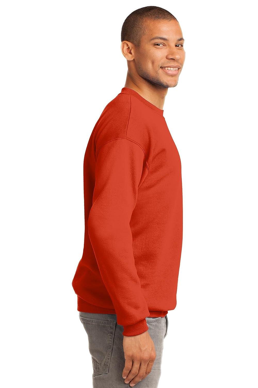 Port Company Ultimate Crewneck Sweatshirt Pc90 Charcoal