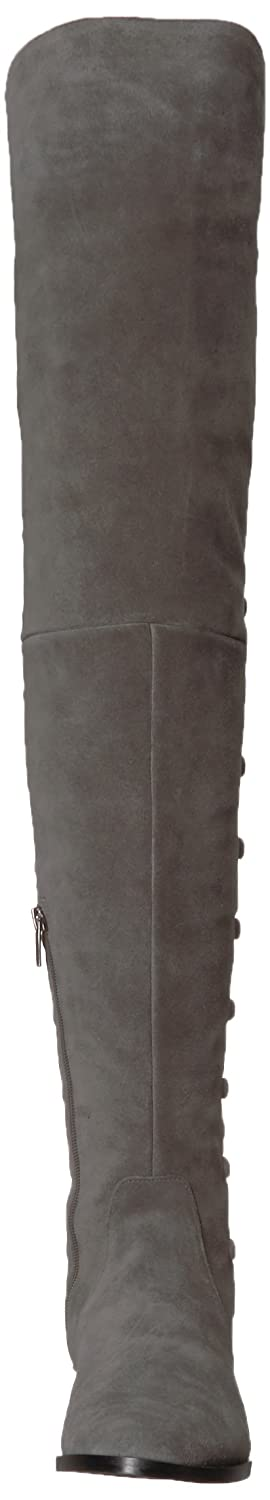 Vince Camuto Women's Coatia Over The Knee Boot B0725W96JH 11 B(M) US|Gray Stone