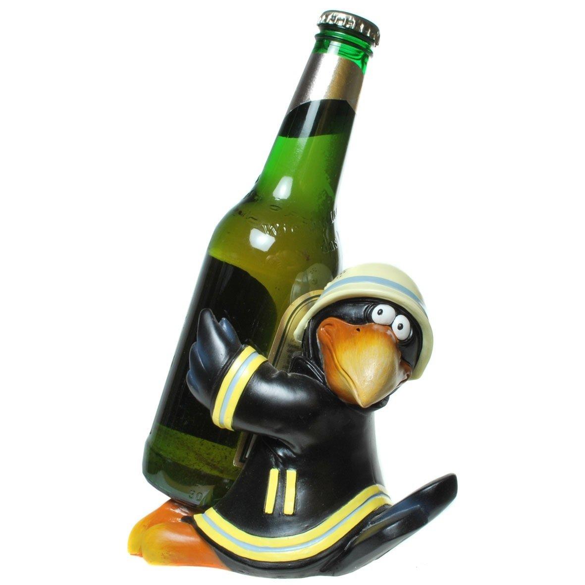 Flaschenhalter Feuerwehr-Rabe