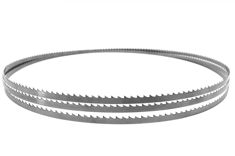 PAULIMOT Sä geband aus Uddeholm-Stahl fü r MJ14, 2560 x 6 x 0,4 mm, 6 Zpz Alber