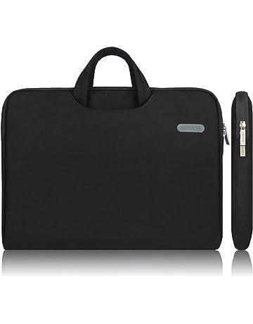 0870d9f7f4 ARVOK 13 13.3 Pouces Housse avec Poignée pour Ordinateur Portable Sacoche  Pochette PC en Toile de