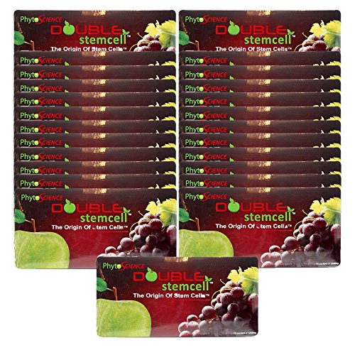25 Packs of Phytoscience Apple Grape Double Stemcell (350 Sachets) Origin Stem cell Swiss Quality Formula