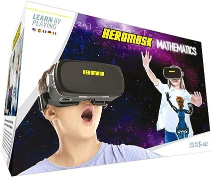 Visore VR Realta Virtuale + Gioco educativo bambini [Operazioni