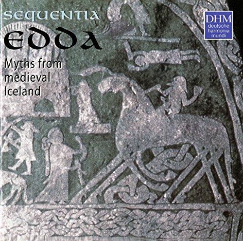 Sequentia: Edda (Myths From Medieval Iceland) (Audio CD)