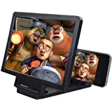 Enlarge Mobile Phone Screen Magnifier Stand for Mobile
