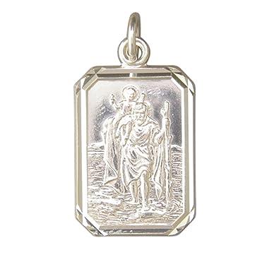 St En Sterling Taille Argent Rectangulaire Homme Diamant Pour 5RLAj4