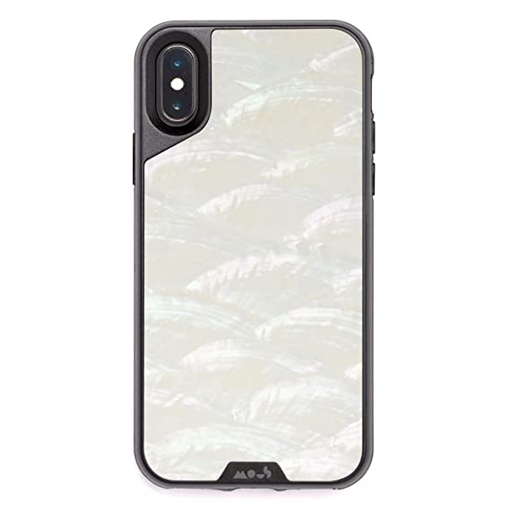 low priced 83195 51dc7 MOUS Protective iPhone X/XS Case - Real Shell - Screen Protector Inc.