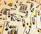 1/2 Sheet - Poker Cards Birthday - Edible Cake/Cupcake Party Topper