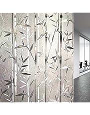 LEMON CLOUD 3D-Fensterfolie Light Block selbst für Home Dekoration und Sichtschutz