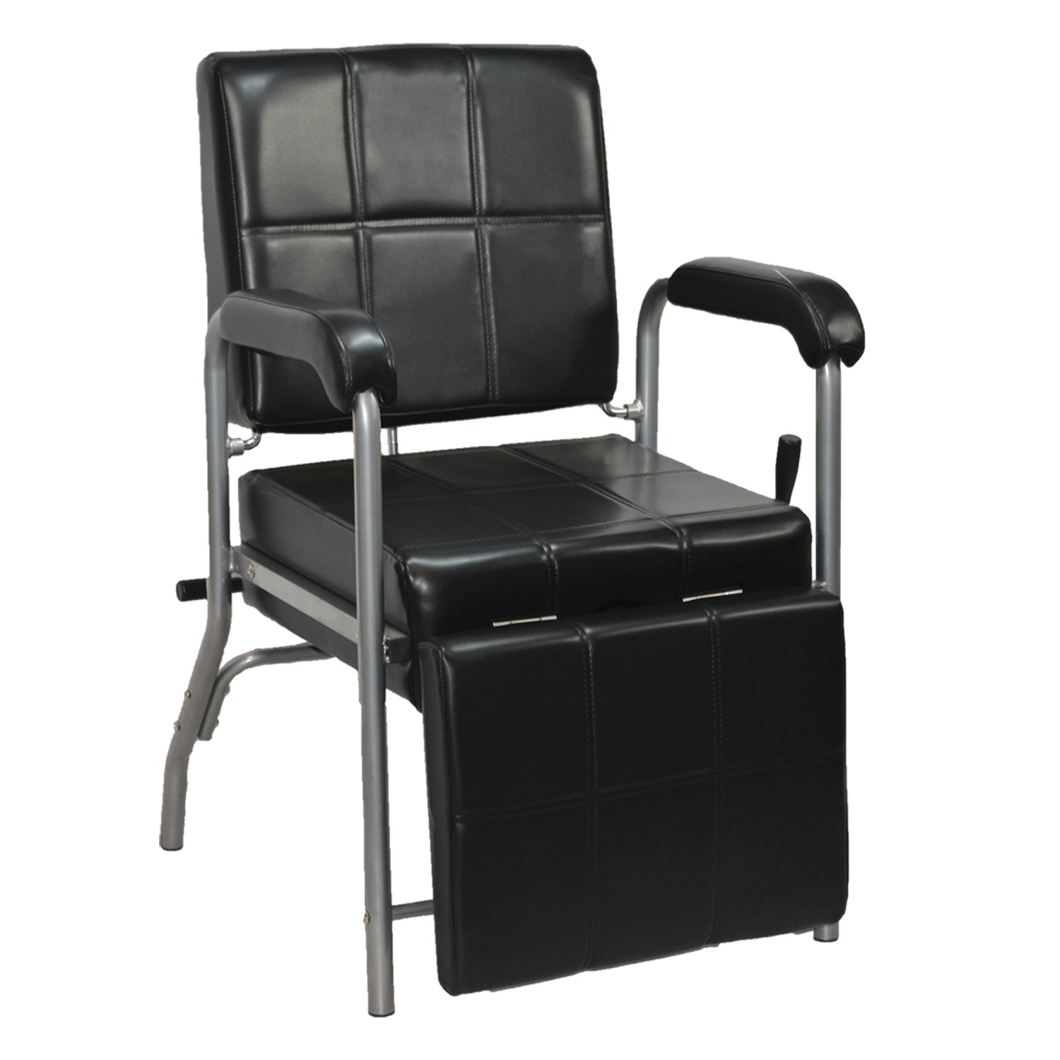 Amazon LCL Beauty Black Deluxe Reclining Shampoo Chair with