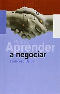 Aprende a negociar