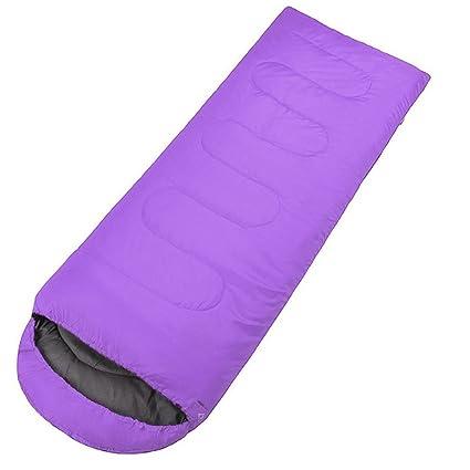 XHHWZB Saco de Dormir de Sobre - Portátil Ligero, Impermeable, Comodidad con Saco de