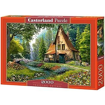 Dominic Davison Puzzle classici Educa 15536 2000 Carnation Cottage
