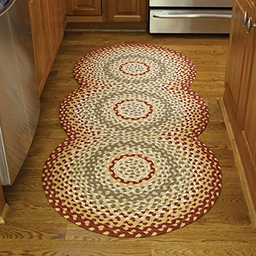 Mill Village Rug Runner - 30''x72'' by Park Designs