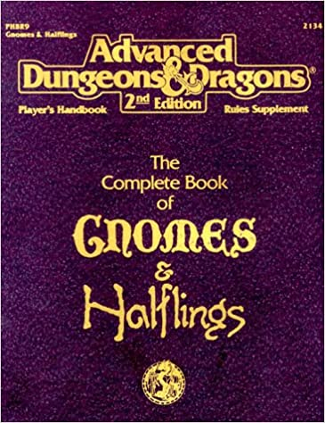 The Complete Book Of Gnomes And Halflings Epub
