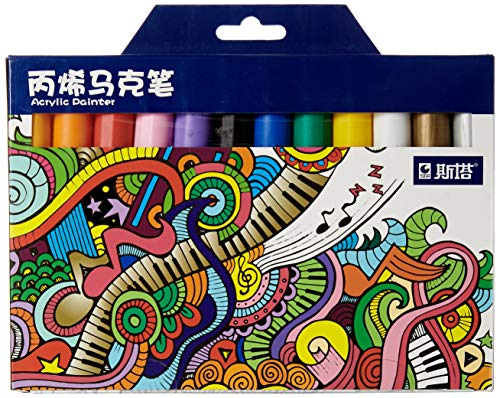 ceramic paint markers - 4