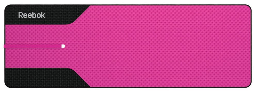 Reebok - Esterilla de Yoga (180 x 60 x 0,5 cm)