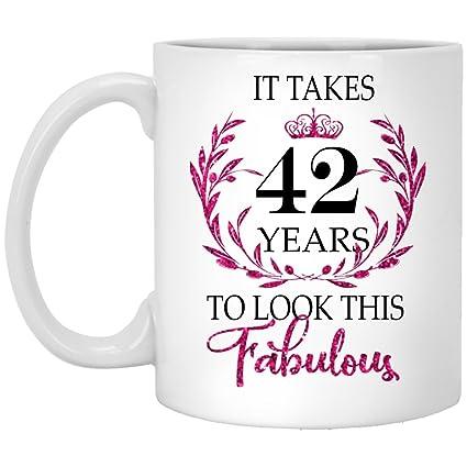 42th Birthday Gift For Women