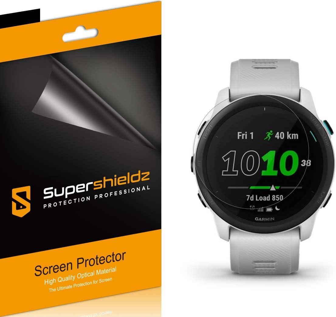 PET Supershieldz for Garmin Forerunner 745 Screen Protector 6 Pack High Definition Clear Shield