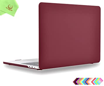 Amazon.com: MacBook Pro 13/15 carcasa 2017 & 2016, ueswill ...