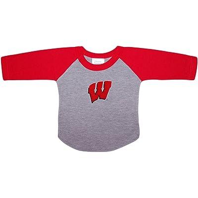 premium selection 7dc6b b3fe6 Creative Knitwear University of Wisconsin Badgers Newborn ...