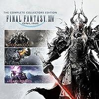 FINAL FANTASY XIV Online Complete Collectors Edition - PS4 [Digital Code]