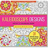 img - for Kaleidoscope Designs Adult Coloring Book (31 stress-relieving designs) (Studio) book / textbook / text book