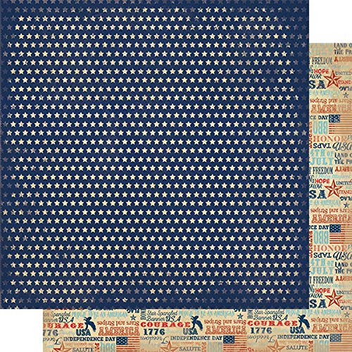 Authentique Paper''Liberty'' 6x6 Paper Pad by Authentique Paper (Image #3)