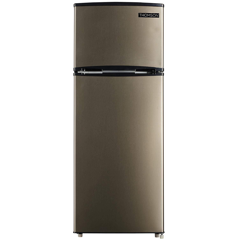 Thompson 7.5 cu. ft. Top-Freezer Refrigerator by Thompson