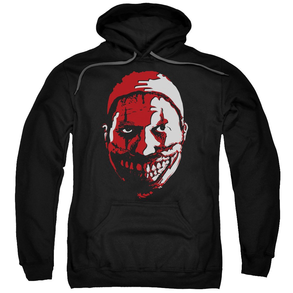 MMM Merchandising American Horror Story Mens The Clown Pullover Hoodie
