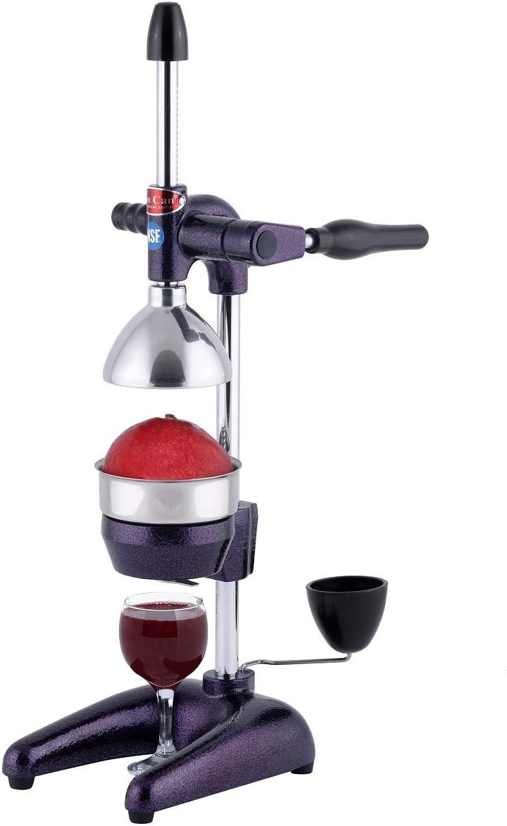 Gastro spremipompelmo rosso, spremiagrumi, pressa per arance, manuale, con manovella, qualità professionale spremi melograno