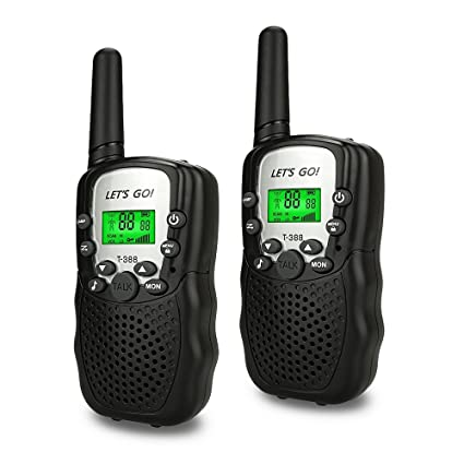 Toys For 7 Year Old Boys TOPTOY Long Range Two Way Radio Adult 3