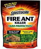 Spectracide Fire Ant Killer Yard Protection Granules, 10-Pound, 1-count