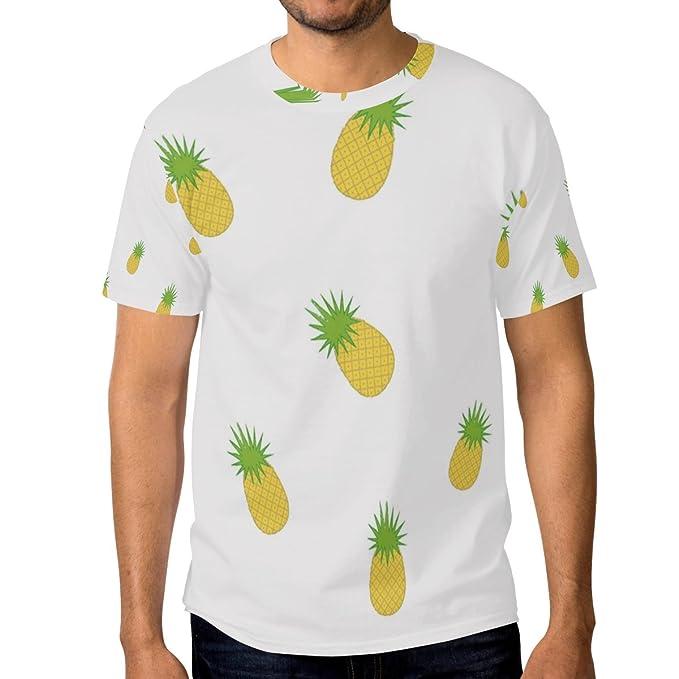 Little Boys Red Pineapple ComfortSoft Long Sleeve T-Shirt