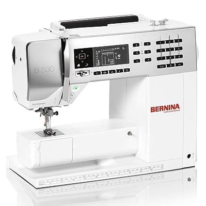 Amazon.com: Bernina 530 - Máquina de coser y acolchar: Arte ...