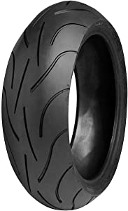 Michelin Pilot Power 2CT Motorcycle Tire Hp/Track Rear 190/55-17 75W