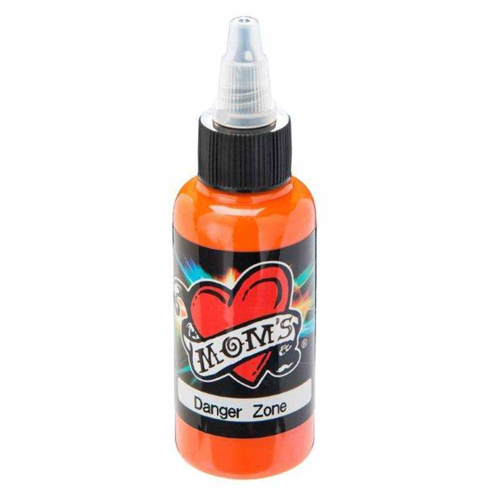 Millennium Mom's Danger Zone Orange Tattoo Ink 1 oz