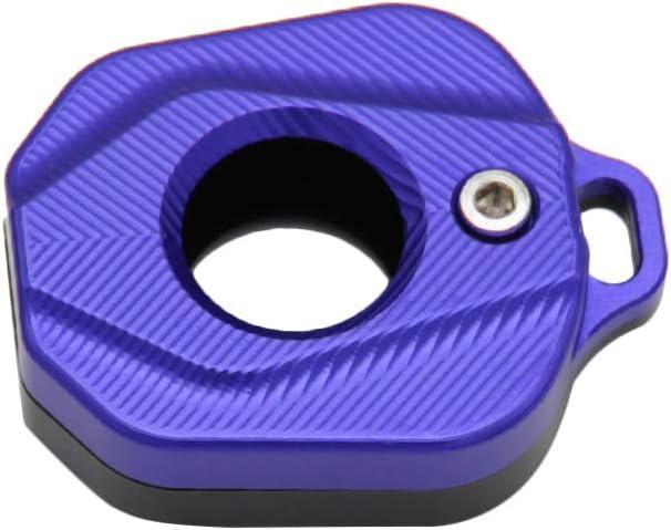 Tickas Key Fob Case Cubierta de la Caja de la Llave de Aluminio Shell Key Blade Motocicleta Key Case Funda Protectora de Repuesto para Honda