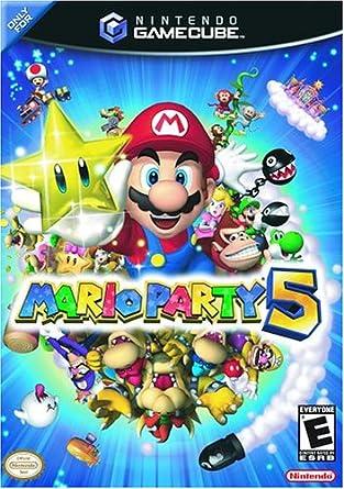 GameCube - Mario Party 5: Amazon.es: Videojuegos