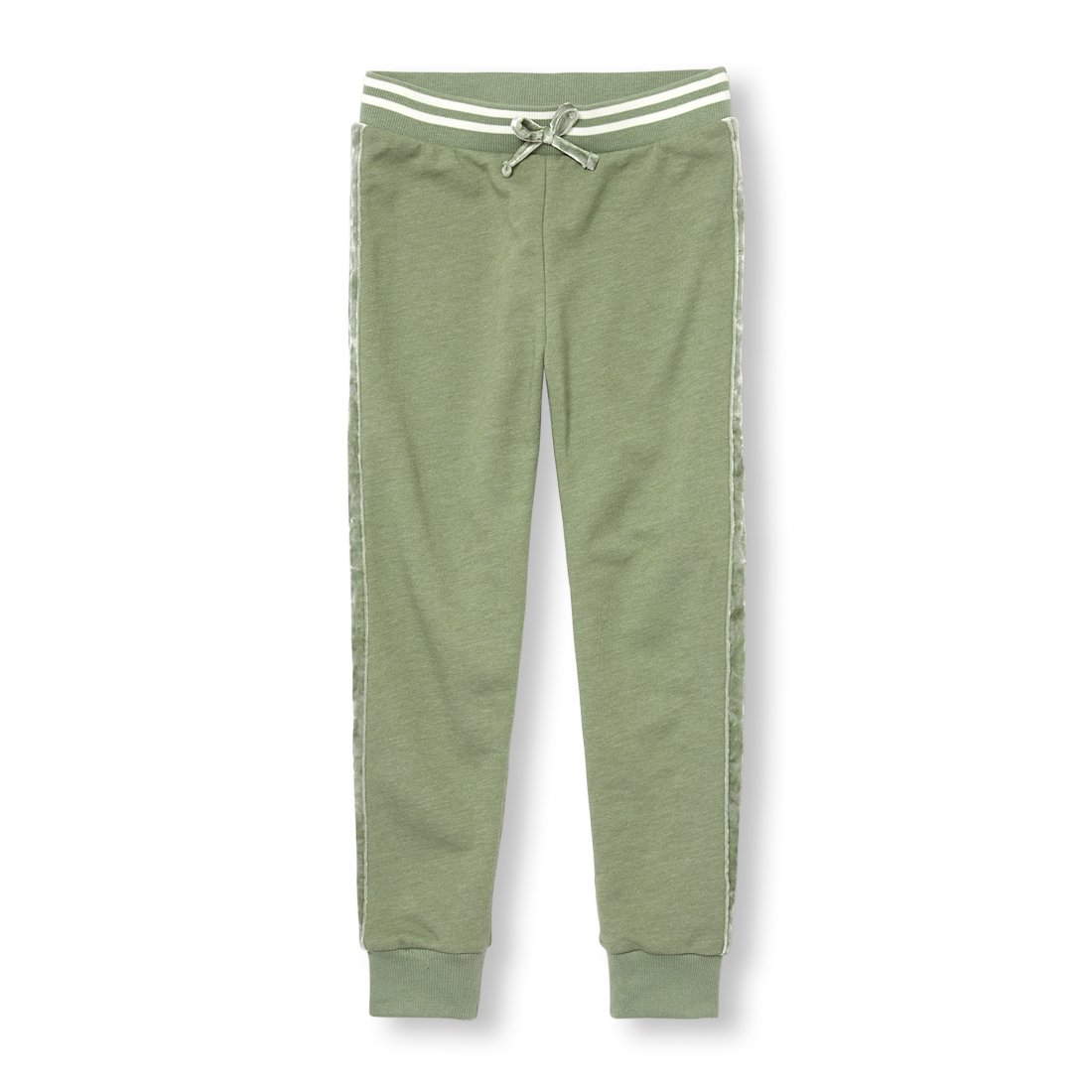The Children's Place Big Girls' Active Joggers, Olive Press, M (7/8)