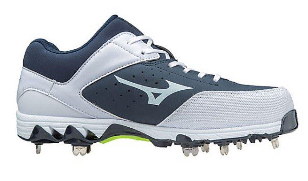Mizuno Women's B071ZRML5L Swift 5 Fastpitch Cleat Softball Shoe B071ZRML5L Women's 5 B(M) US|Navy/White 79b6de