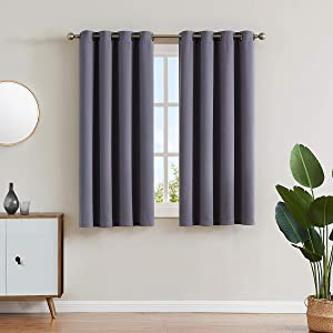 Giveaway: LALA & WONZ 98% Blackout Curtains for Bedroom