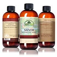 The Best Silver - 30 PPM Oz - Colloidal Silver (8oz)
