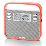 Triby – Smart Portable Speaker with Amazon Alexa, Red
