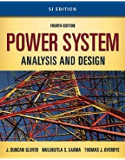 Power System Analysis and Design with CD-ROM - SI Version